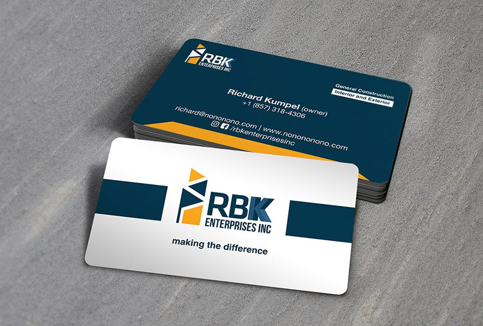 Logo RBK Enterprises